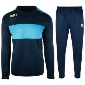 Robey Performance Trainingspak – Navy-skyblauw