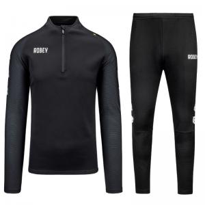 Robey – Performance Half-Zip Trainingspak – Zwart