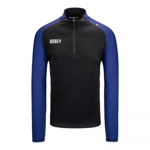 Robey – Performance Half-Zip Trainingspak – Blauw-zwart